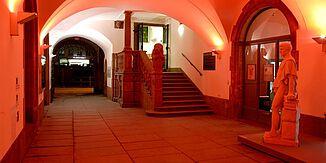 Passage im alten Rathaus