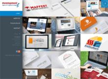 Website-Screenshot de-velopment.de