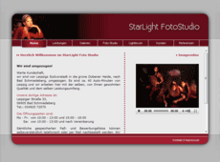 Website-Screenshot Art of Visions
